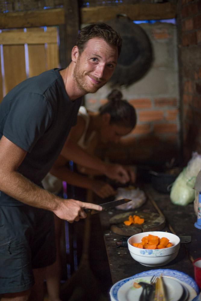 Tom qui s'applique également en cuisine