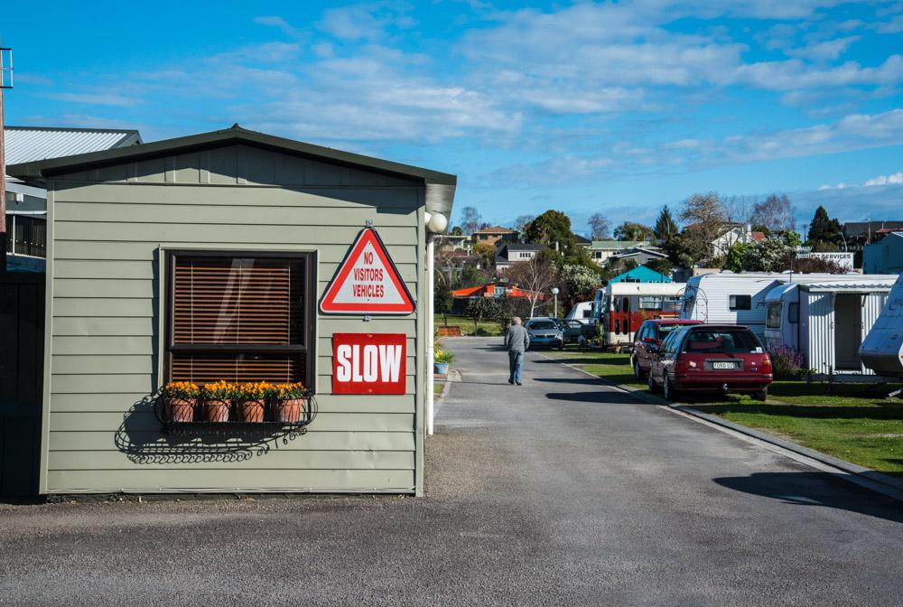 accéder à Internet en Nouvelle-Zélande dans les campings