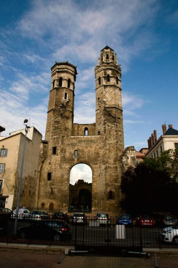 encore une église à Mâcon