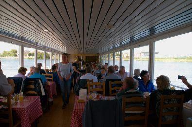 bateau pic-nic gastronomique sur la Loire