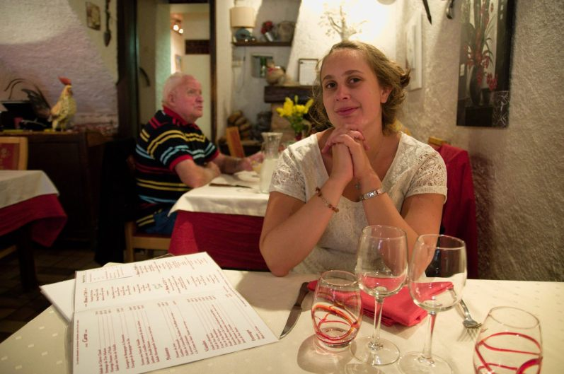 "Restaurant ""Le bourgogne"" à Tournus"