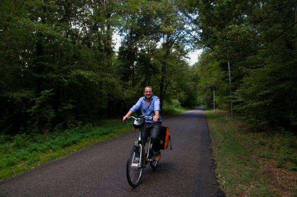 vélos électriques à Tournus