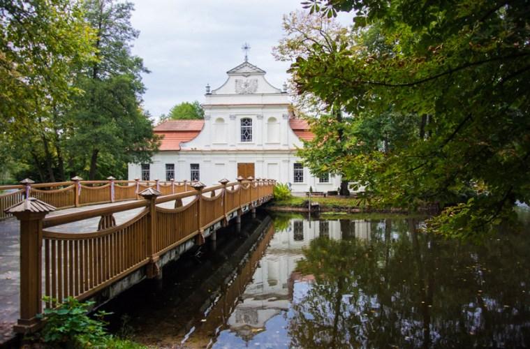 Week-end en Pologne, le long de la Green Velo