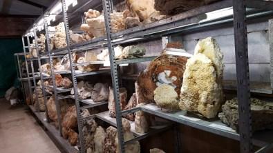 musée de minéraux et fossiles de Jean Cros © Michel Dvorak / www.au-tournant.org