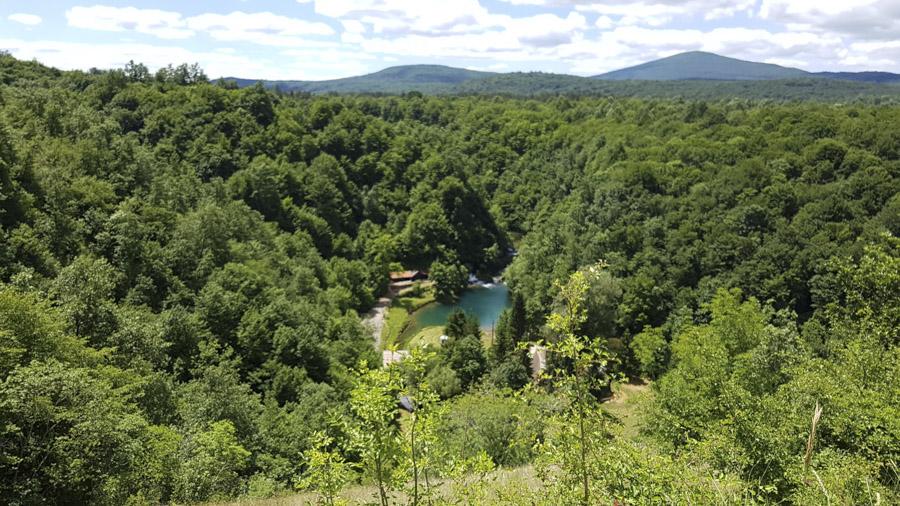 Rivière Mrežnica