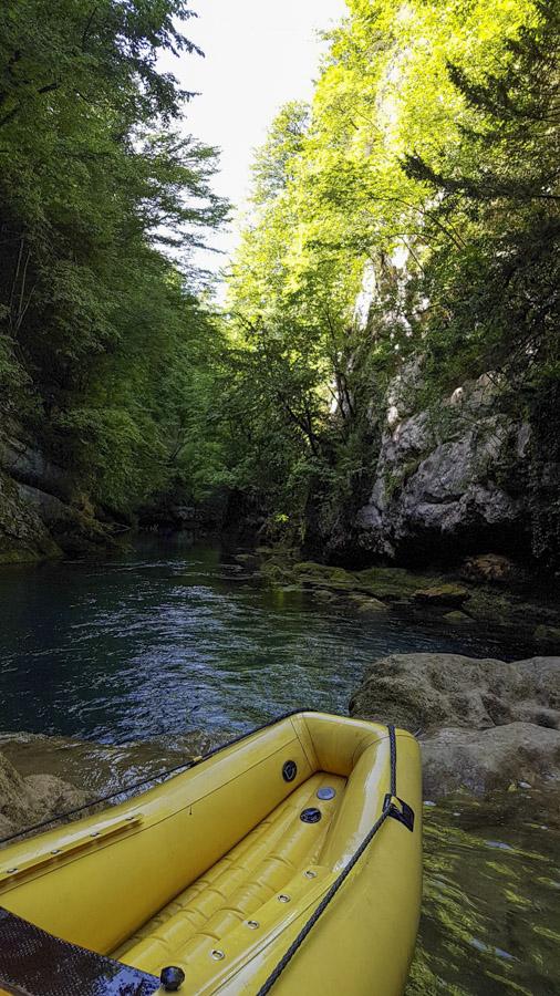 Kayak à Karlovac - rivière Mrežnica