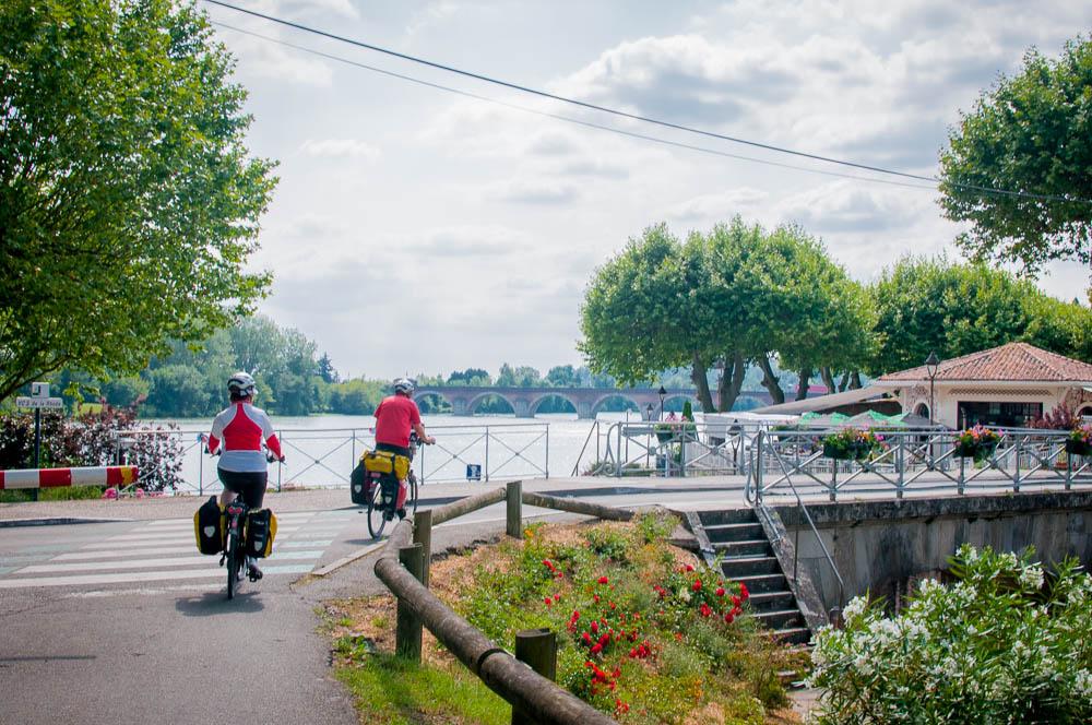 Canal des 2 mers à vélo - Moissac