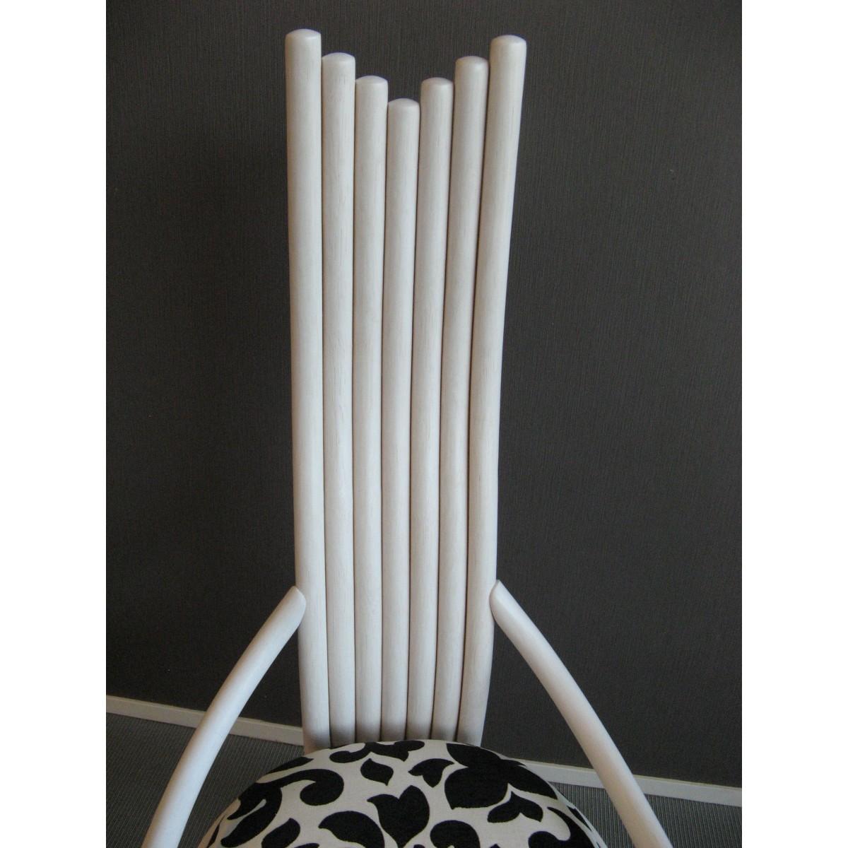 Chaise En Rotin Coloris Design