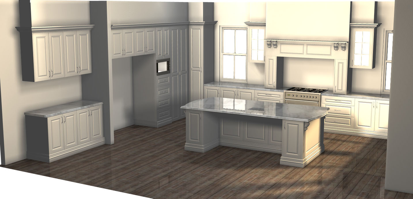 Build 3d Kitchen Online