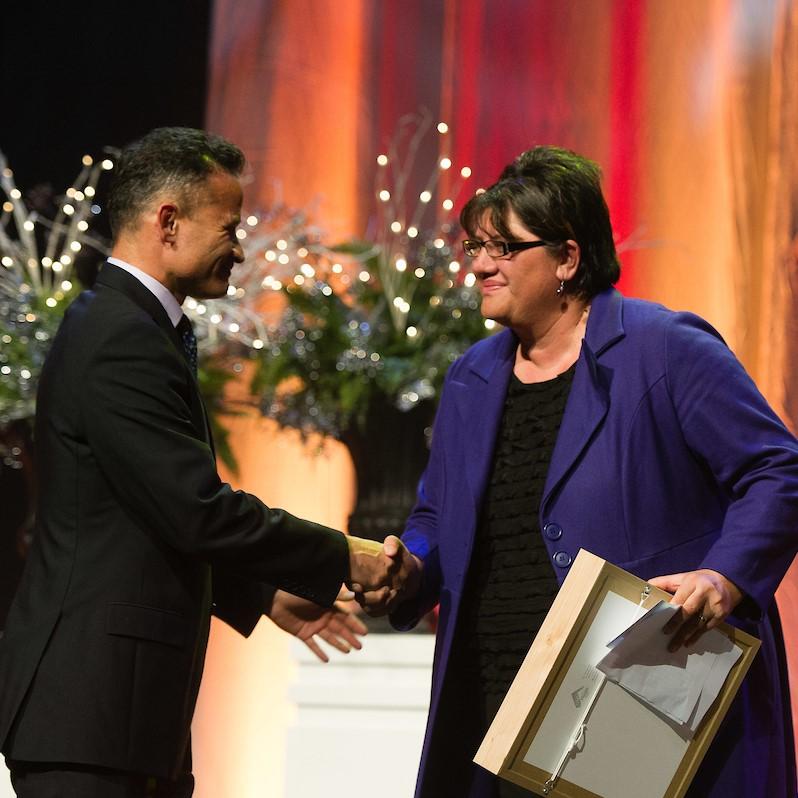 IPANZ Public Sector Excellence Award