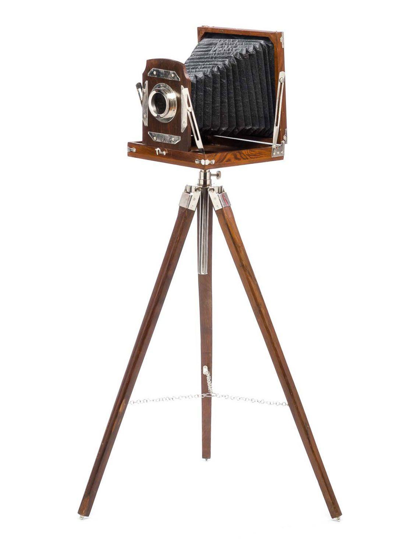 Plattenkamera Studio Kamera Atelier Modell AntikStil Dekoration Nostalgie Foto  eBay