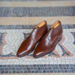 The brown chukka boot Joris