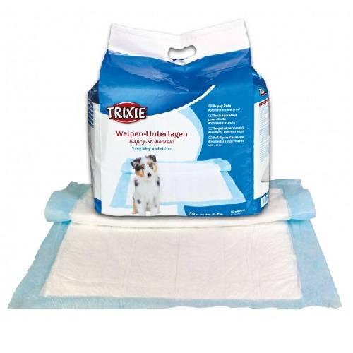 tapis de proprete nappy pour chiot