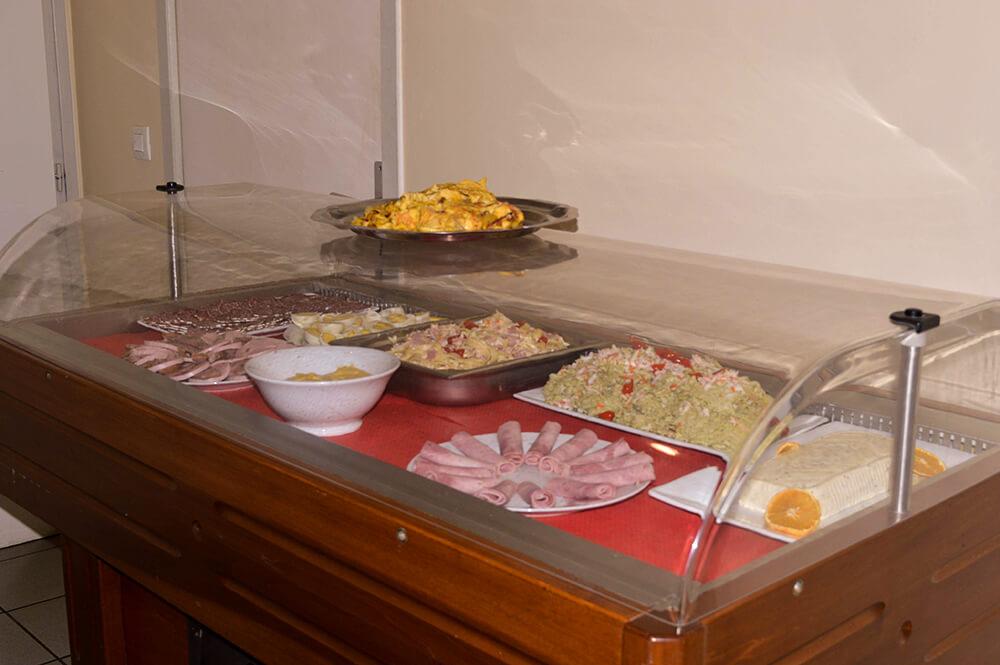 menu du jour ouvrier, buffet d'entrées