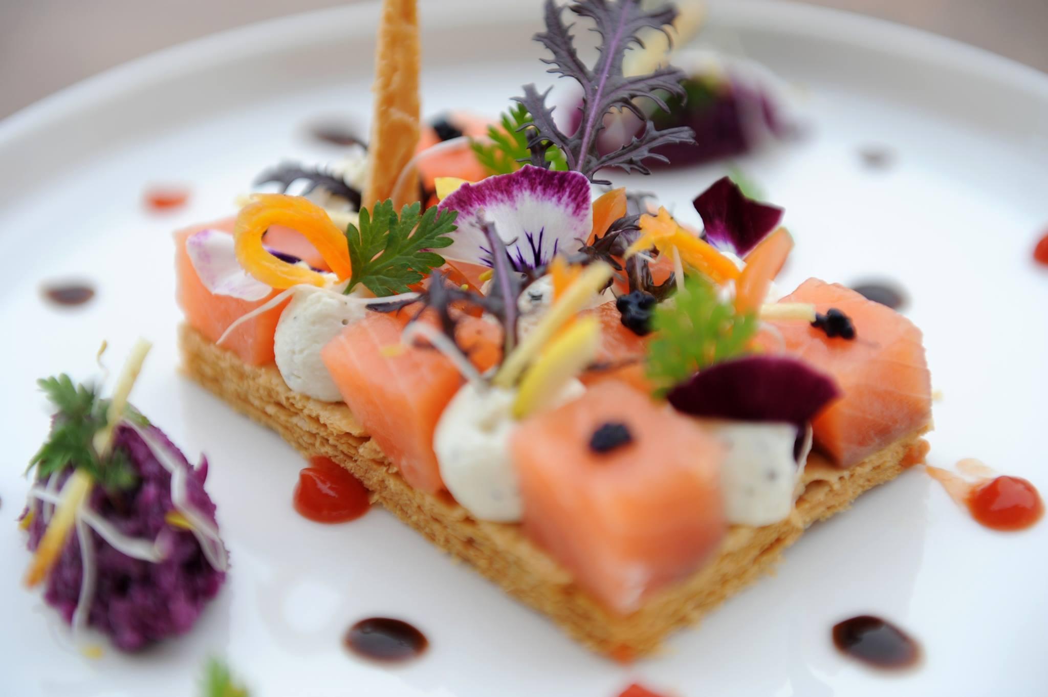 restaurant gastronomique en haute loire 43 auvergne