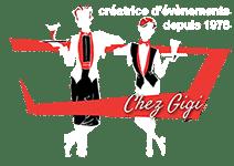"Logo ""Chez Gigi"" Auberge du Pont d'Antis"