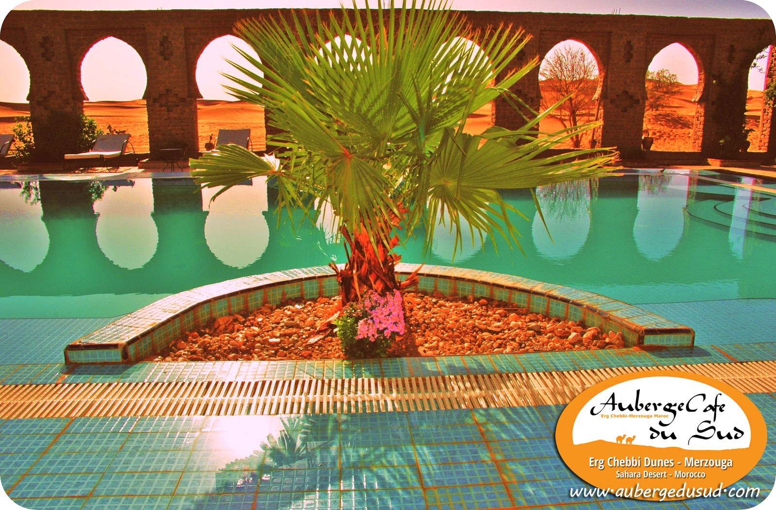 HOTEL SWIMMING POOL MERZOUGA