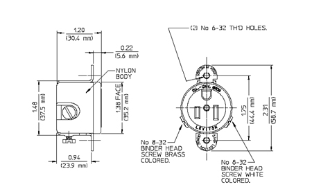 Nema L6 20r Wiring Diagram. Nema. Wiring Diagram