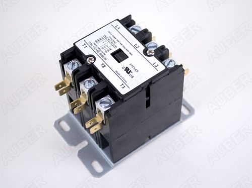small resolution of contactor 3 pole 30 40 a 120v coil