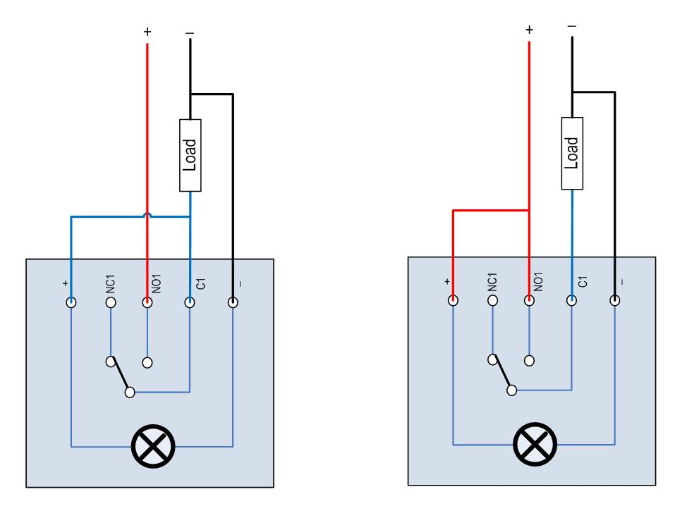 No Nc Push Button Switch Wiring Diagram