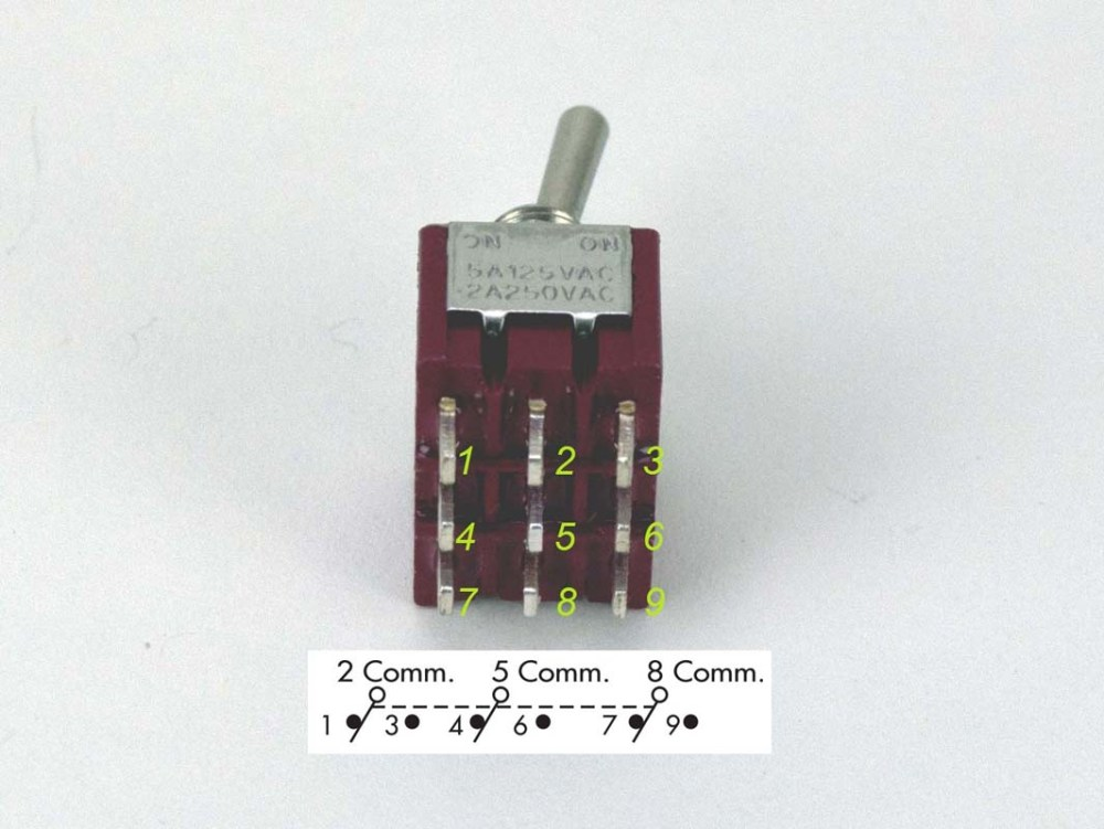 medium resolution of mini wiring diagram toggle switch 3 position