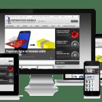 responsive-ecommerce ubicom