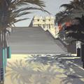 ma-vie-de-chateau-peinture-michelle-auboiron-29-escalier-des-100-marches-palmiers-120x120
