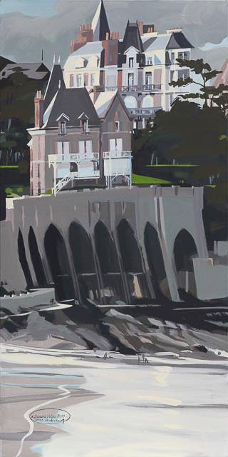 Peinture de Michelle AUBOIRON