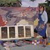 Michelle-Auboiron-Colorado-peintures-Ouest-americain-Utah-Nevada-Arizona-Californie-2001--13 thumbnail