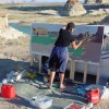 Michelle-Auboiron-Colorado-peintures-Ouest-americain-Utah-Nevada-Arizona-Californie-2001--51 thumbnail