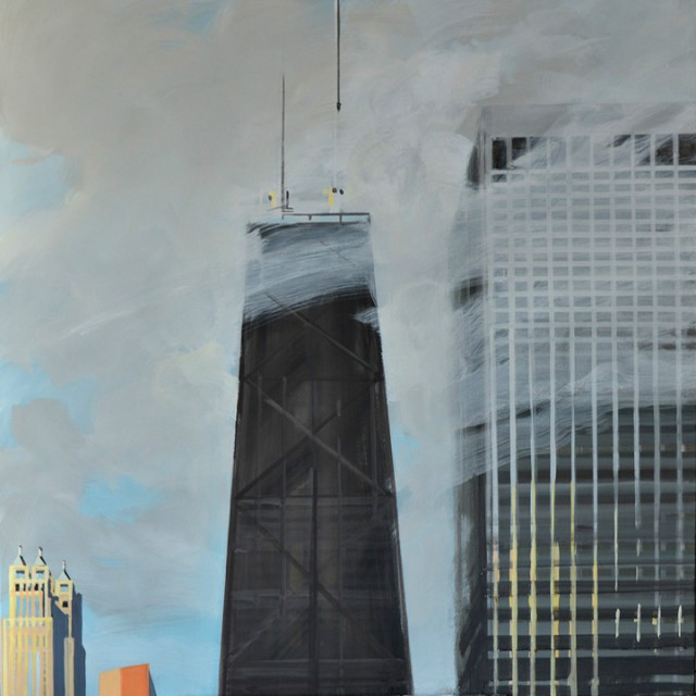 Hancock-Tower-chicagi-painting-Michelle-Auboiron-3-4149