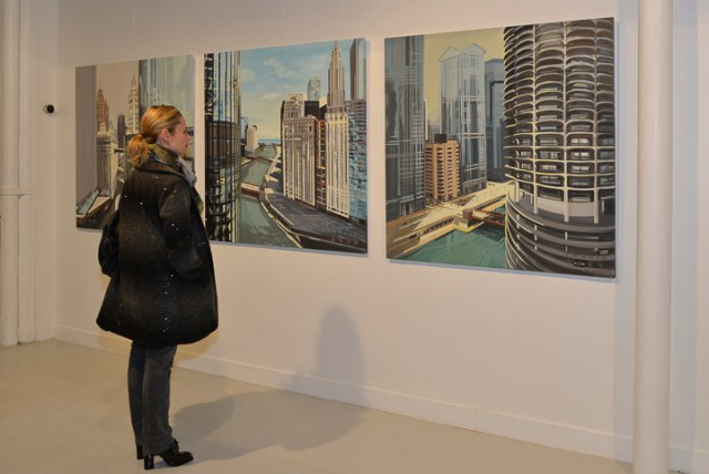 Exposition CHICAGO Express - Photo Emmanuel Aguirre