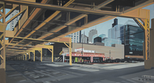 24-The-Fast-Track-on-W-Lake-Avenue-Chicago-painting-by-Michelle-Auboiron-220x120-190615
