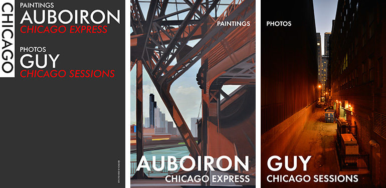 Chicago-Express-peintures-Michelle-Auboiron-Chicago-Sessions-photos-Charles-Guy