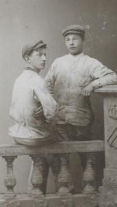 Jeunes ouvriers