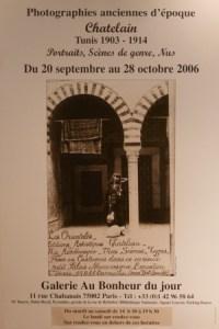 Chatelain Tunis