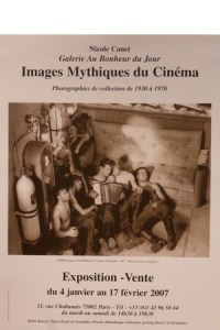 Images mythiques du cinéma