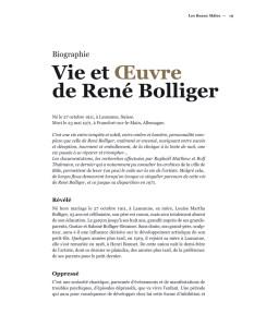Les Beaux Mâles René Bolliger