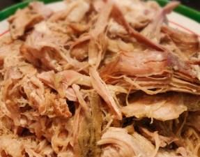 Tacos de porc effiloché - Auboutdelalangue.com