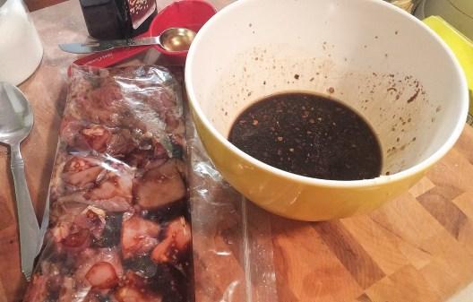 Chow mein au poulet dans un seul chaudron - Auboutdelalangue.com (3)