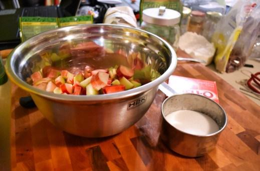 Carrés de gâteau au fromage fraise-rhubarbe - Auboutdelalangue.com (6)