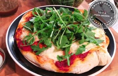 Pâte à pizza maison - Auboutdelalangue.com