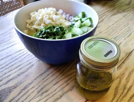 Salade de quinoa, concombre et feta - Auboutdelalangue.com (4)