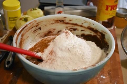 Brownies aux pommes - Auboutdelalangue.com (6)