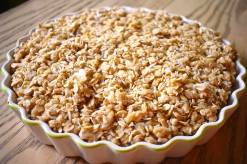 Croustade aux poires asiatiques et à l'érable - Auboutdelalangue.com (6)