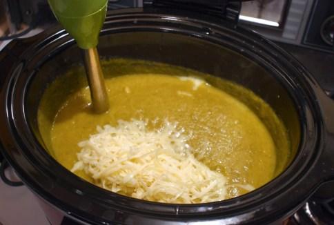 Crème de légumes et fromage à la mijoteuse - Auboutdelalangue.com (5)