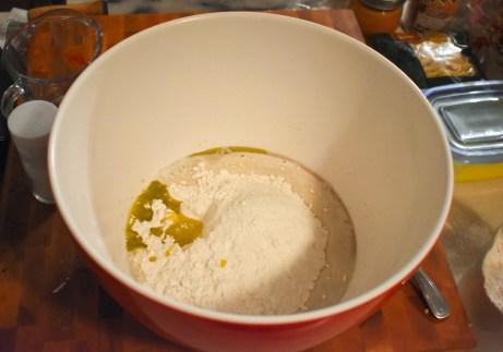 Pâte à pizza prête en 5 minutes - Auboutdelalangue.com (3)