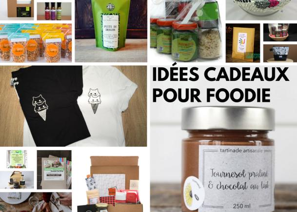 Idées cadeaux pour foodie