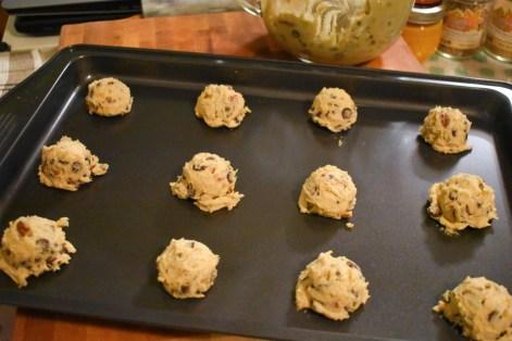 Biscuits aux brisures de chocolat et pacanes - Auboutdelalangue.com (6)