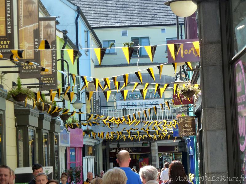 Market Cross in Kilkenny